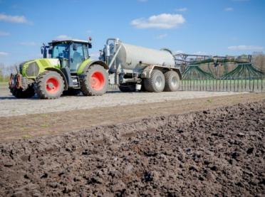 Rolnicy chcą zmiany terminów nawożenia