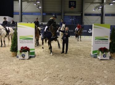 Cavaliada Tour - w Poznaniu odbyły się zawody jeździeckie