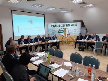 Czas na reformę polskiej wsi - relacja z posiedzenia KRIR