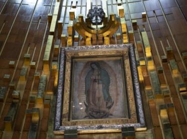 Kastylijskie róże Maryi z Guadalupe