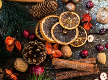 Jak przygotować świąteczne potpourri?