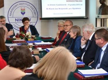 Jak działa Narodowy Instytut Kultury i Dziedzictwa Wsi?