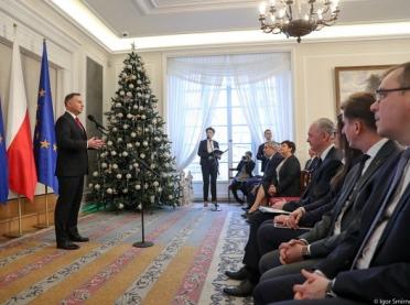 Prezydent zainaugurował obchody Międzynarodowego Roku Zdrowia Roślin