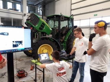 Młody Mechanik pojedzie na konkurs do Austrii