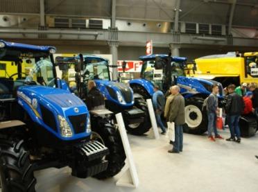 Optymistyczny styczeń na rynku ciągników - jakie marki wybrali rolnicy?
