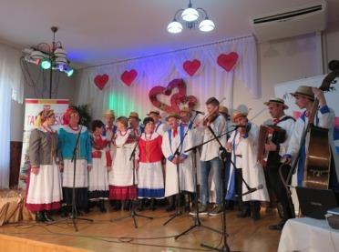 Walentynki we wsi Lubcza - z lubczykiem, dobrym smakiem i muzyką