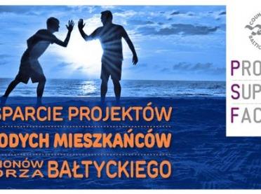 Wsparcie projektów młodych mieszkańców regionu Morza Bałtyckiego - nabór wniosków