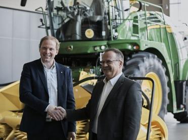 Sieć dealerska w wersji 3.0 – nowy prezes John Deere Polska przedstawia strategię rozwoju