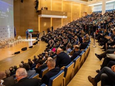 Europejskie Forum Rolnicze w Jasionce odwołane!