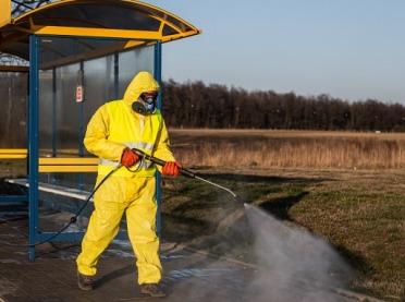 Polscy hodowcy oferują sprzęt do dezynfekcji ulic