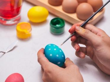Skąd wzięła się tradycja malowania wielkanocnych jaj?