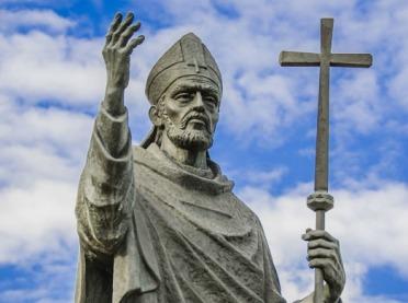 Czeski biskup Wojciech - pierwszy polski święty