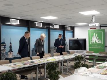 Konkurs Plastyczny dla dzieci KRUS - etap centralny