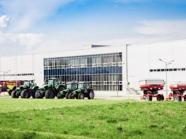 Polskie maszyny rolnicze znane na całym świecie
