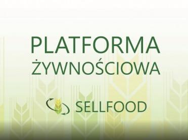KOWR organizuje wideokonferencje dotyczące Platformy Żywnościowej