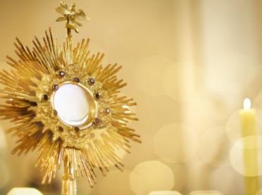 Boże Ciało - Święto Eucharystii