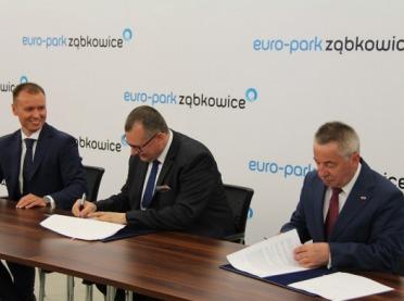 KOWR i ARP S.A. tworzą EURO-PARK Ząbkowice
