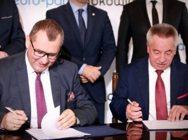 EURO – PARK w Ząbkowicach Śląskich coraz bliżej
