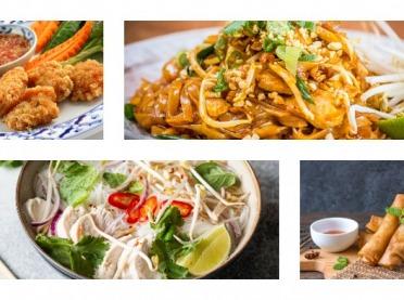 Tajskie dania w Twoim domu