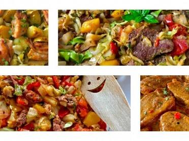 Najlepsze przepisy na obiad z mięsem