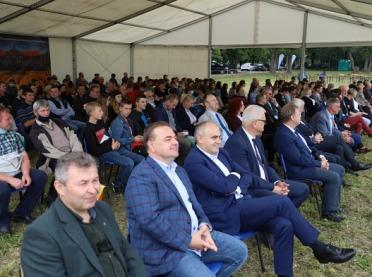 """XI edycja """"Warsztatów polowych"""" w Starym Brześciu"""