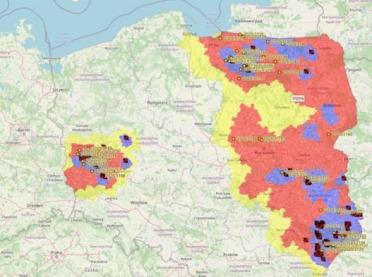 ASF: potrzebne łatwiejsze odwoływanie obszarów zagrożenia