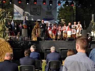 II Ogólnopolski Dzień Promocji Elewarr – Dożynki 2020