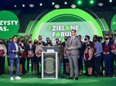 Pierwsze Zielone Forum Młodych początkiem przemian ekologicznych w Polsce