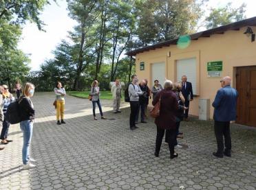 Wizyta studyjna w KPODR w Minikowie – o roli ODR i doradztwa w pracy rolnika