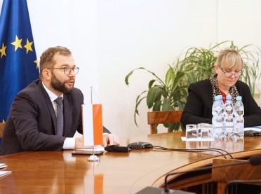 Rozmowy polsko-niemieckie nt. ASF oraz przyszłości WPR